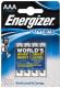 Комплект батареек Energizer Ultim Lith FR03 (4 шт.) -
