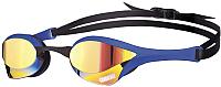 Очки для плавания ARENA Cobra Ultra Mirror 1E032 73 (Yellow revo/Blue) -