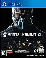Игра для игровой консоли Sony PlayStation 4 Mortal Kombat XL -