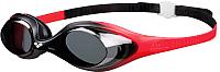 Очки для плавания ARENA Spider Jr 92338 54 (Red/Smoke/Black) -