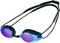 Очки для плавания ARENA Tracks Mirror / 92370 74 (Black/Blue Multi/Black) -