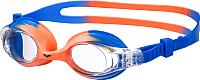 Очки для плавания ARENA X-Lite Kids 92377 73 (Blue Orange/Clear) -
