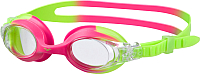 Очки для плавания ARENA X-Lite Kids 92377 96 (Green Pink/Clear) -