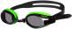 Очки для плавания ARENA Zoom X-fit 92404 56 (Green/Smoke/Black) -