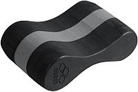 Колобашка для плавания ARENA Freeflow Pullbuoy 95056 51 (черный/серый) -