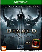 Игра для игровой консоли Microsoft Xbox One Diablo III: Reaper of Souls. Ultimate Evil Edition -