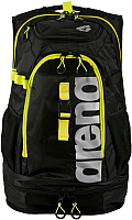 Рюкзак ARENA Fastpack 2.1 1E388-50 (Black/Fluo yellow/Silver) -