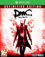 Игра для игровой консоли Microsoft Xbox One DMC Devil May Cry. Definitive Edition -