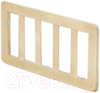 Комплект бортиков для кровати Polini Kids Simple/Basic (натуральный)