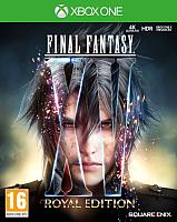Игра для игровой консоли Microsoft Xbox One Final Fantasy XV. Royal Edition -