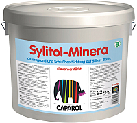 Краска Caparol Sylitol Minera (22кг) -