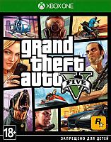 Игра для игровой консоли Microsoft Xbox One Grand Theft Auto V -