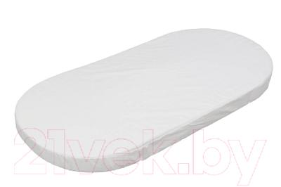 Матрас в кроватку Polini Kids Волшебные сны Перышко 60x119 (бязь)