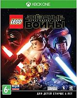 Игра для игровой консоли Microsoft Xbox One LEGO Звездные войны: Пробуждение Силы -