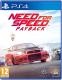Игра для игровой консоли Sony PlayStation 4 Need for Speed Payback -