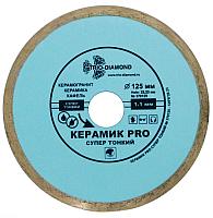 Отрезной диск алмазный Trio Diamond 370125 -