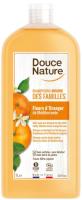 Шампунь для волос Douce Nature Органический с экстрактом апельсиновых цветов (1л) -
