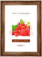 Рамка ПАЛИТРА 2915/6 30x40 (коричневый) -