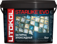 Фуга Litokol Starlike Evo S.125 (5кг, серый цемент) -