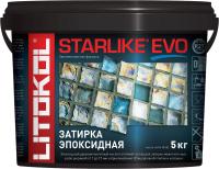 Фуга Litokol Starlike Evo S.225 (5кг, табачный) -