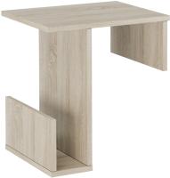 Приставной столик ТриЯ Diamond тип 6 / КМ+02.68.000.141 (дуб сонома) -