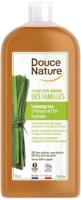 Шампунь для волос Douce Nature Органический с экстрактом лемонграсса (1л) -