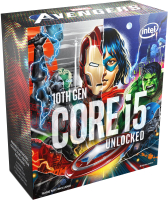 Процессор Intel Core i5-10600KA Avengers Edition Box -