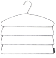 Вешалка-плечики Brabantia 110764 для брюк (серый) -