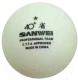 Мячи для настольного тенниса Sanwei ABS 40+ 1* / 40173 (100шт) -