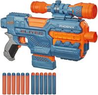 Бластер игрушечный Hasbro Нерф E2.0 Феникс / E9961 -