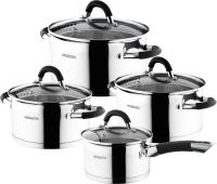 Набор кухонной посуды Ardesto Gemini / AR1908GGS -