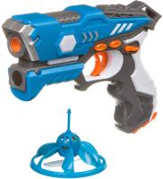 Бластер игрушечный Bondibon Оружие Лазер-Жук / ВВ3999 -