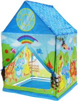 Детская игровая палатка Bondibon Веселые игры. Зверята / ВВ4482 -