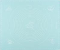 Коврик для теста Ardesto Tasty Baking / AR2308ST (50x60см, голубой) -