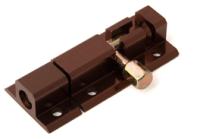 Шпингалет торцевой Apecs DB-05-50-AB -