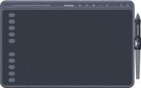 Графический планшет Huion HS611 (серый космос) -