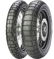 Мотошина задняя Pirelli Scorpion Rally STR 180/55R17 73V TL M+S -