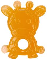 Прорезыватель для зубов Baboo Жираф 6-006 (оранжевый) -