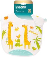Нагрудник детский Baboo Love Story Giraffe / 11-005 -