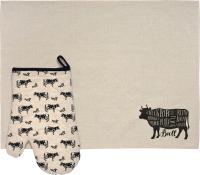 Набор кухонного текстиля Marmiton Bull 17315 -