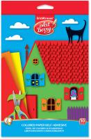 Набор цветной бумаги Erich Krause ArtBerry / 44996 -
