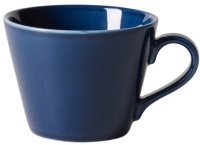 Чашка Villeroy & Boch Organic Deep Blue / 19-5290-1300 -