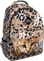 Школьный рюкзак Erich Krause EasyLine 20L Wild Cat / 48335 -