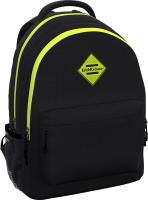Школьный рюкзак Erich Krause EasyLine 20L Black&Yellow / 48610 -