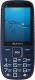 Мобильный телефон Maxvi B9 (синий) -