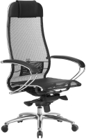 Кресло офисное Metta Samurai S-1.04 (черный) -
