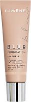 Тональный крем Lumene Blur Foundation 0 Light Ivory (30мл) -