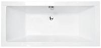 Ванна акриловая Besco Quadro 175x80 -