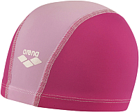 Шапочка для плавания ARENA Unix Jr 91279 25 (Fuchsia/Bubble/White) -