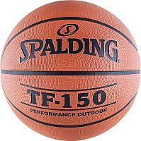 Баскетбольный мяч Spalding TF-150 / 73-953z (размер 7) -